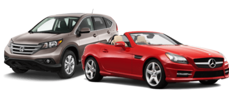 car rental paros vehicles